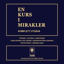 Cover for En kurs i mirakler (ACIM)