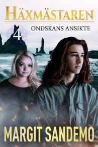 Cover for Ondskans ansikte: Häxmästaren 4