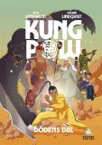 Cover for Kung Pow. Dödens dal