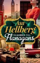 Cover for Välkommen till Flanagans