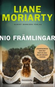 Cover for Nio främlingar