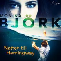 Cover for Natten till Hemingway