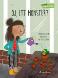 Cover for 	Livat på Lingonvägen. Oj, ett monster?