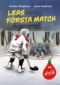 Cover for Mininypon - Leas första match