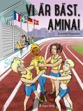 Cover for Vi är bäst, Amina!