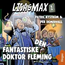 Cover for Lisa och Max: Den fantastiske doktor Fleming