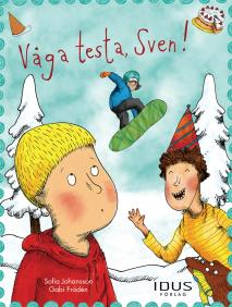Cover for Våga testa, Sven!
