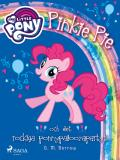 Cover for Pinkie Pie och det rockiga ponnypaloozapartyt!
