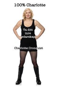 Cover for 100% Charlotte - ta ditt inre ledarskap