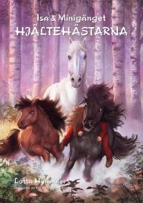 Cover for Hjältehästarna