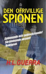 Cover for Den ofrivillige spionen