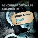 Cover for Rikosreportaasi Suomesta 2009