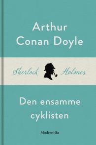 Cover for Den ensamme cyklisten (En Sherlock Holmes-novell)