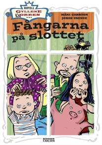 Cover for Fångarna på slottet