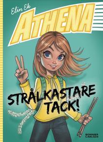 Cover for Athena. Strålkastare tack!