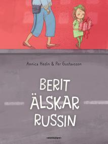 Cover for Berit älskar Russin