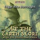 Cover for At the Earth's Core