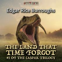 Cover for The Land That Time Forgot