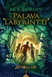 Cover for Palava labyrintti