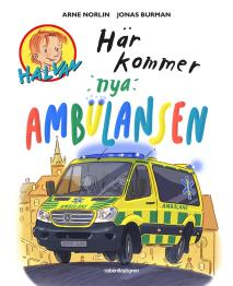 Cover for Här kommer nya ambulansen