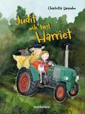 Cover for Judit och tant Harriet