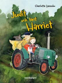 Cover for Judit och tant Harriet