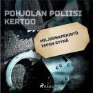 Cover for Miljoonaperintö tapon syynä