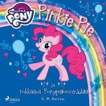Cover for My Little Pony - Pinkie Pie ja rokkaava Ponypalooza-juhla!