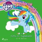 Cover for My Little Pony - Rainbow Dash ja Daring Do - tuplahaaste