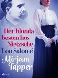 Cover for Den blonda besten hos Nietzsche - Lou Salomé