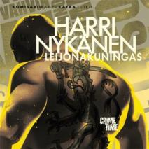 Cover for Leijonakuningas