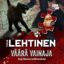 Cover for Väärä vainaja