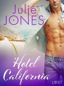 Cover for Hotel California - erotisk novell