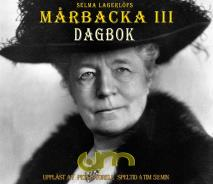 Cover for Mårbacka III / Dagbok
