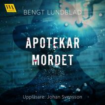 Cover for Apotekarmordet