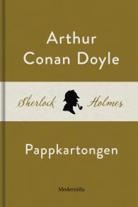 Cover for Pappkartongen (En Sherlock Holmes-novell)