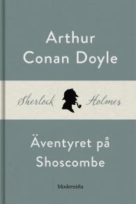 Cover for Äventyret på Shoscombe (En Sherlock Holmes-novell)