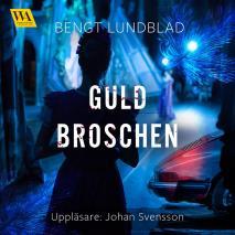 Cover for Guldbroschen