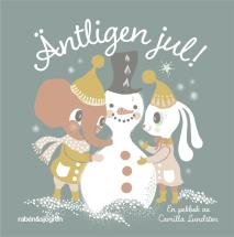 Cover for Äntligen jul!