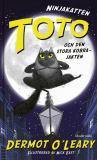 Cover for Ninjakatten Toto och den stora kobrajakten