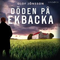 Cover for Döden på Ekbacka