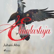 Cover for Eläinlastuja