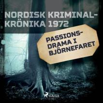 Cover for Passionsdrama i Björnefaret