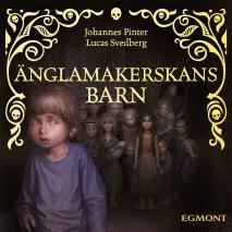 Cover for Änglamakerskans barn