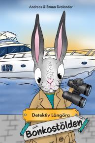 Cover for Detektiv Långöra och Bonkostölden