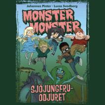 Cover for Monster Monster 6 Sjöjungfruodjuret