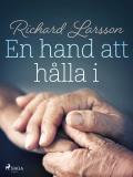 Cover for En hand att hålla i