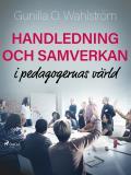 Cover for Handledning och samverkan i pedagogernas värld