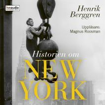 Cover for Historien om New York