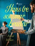 Cover for Hans tre sommarbrudar
